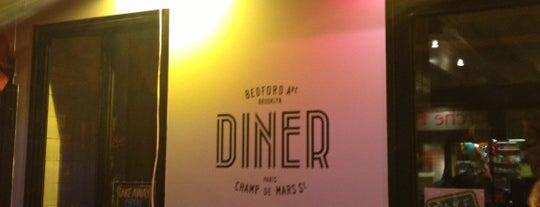 Bedford Diner is one of FatList - Paris [FR].