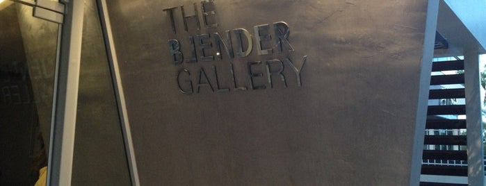 The Blender Gallery is one of Glyfada.