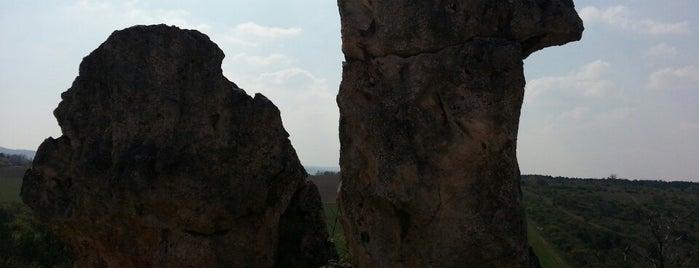 Teve-szikla is one of Lugares favoritos de Adam.