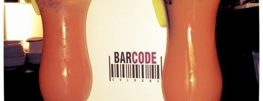 Barcode Bar & Lounge is one of Europa 2013.