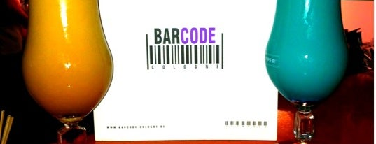 Barcode Bar & Lounge is one of Köln, baby!.