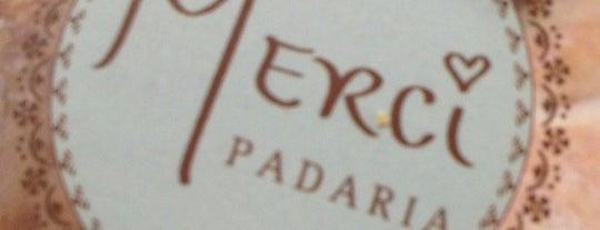 Merci Padaria is one of A 2 com Camila.