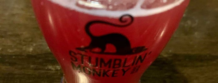 Stumblin' Monkey Brewing Co. is one of Breweries I've been to..