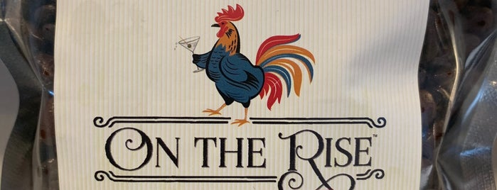 On The Rise is one of Food!.