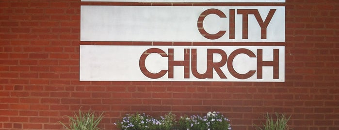 Soul City Church is one of Darrenさんのお気に入りスポット.