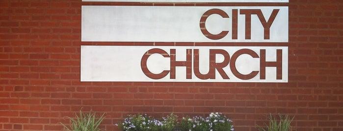 Soul City Church is one of Orte, die Darren gefallen.