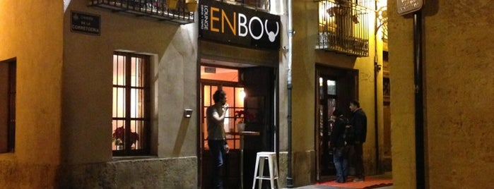 Enbou is one of To Drink (Cocktails).