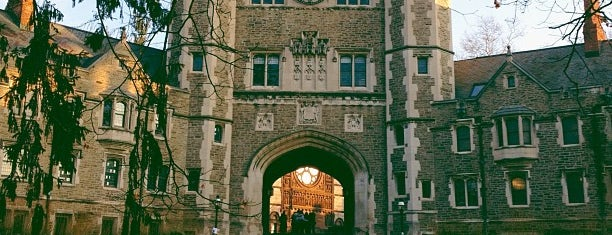 Princeton University is one of Tri-State Area (NY-NJ-CT).