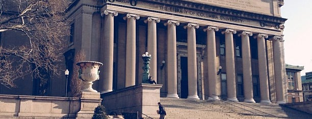 Universidad de Columbia is one of Architecture - Great architectural experiences NYC.