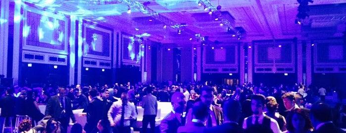 Hilton Bomonti Grand Ballroom is one of Aydin'in Beğendiği Mekanlar.