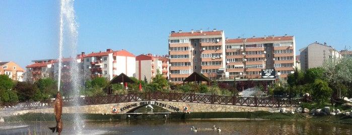 Gölet Koşu Parkuru is one of Ç.