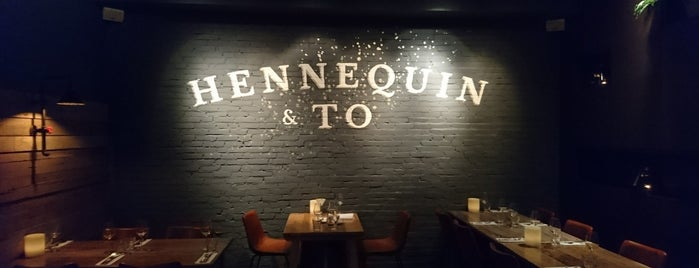 Hennequin & To is one of Amsterdam Fresh List.