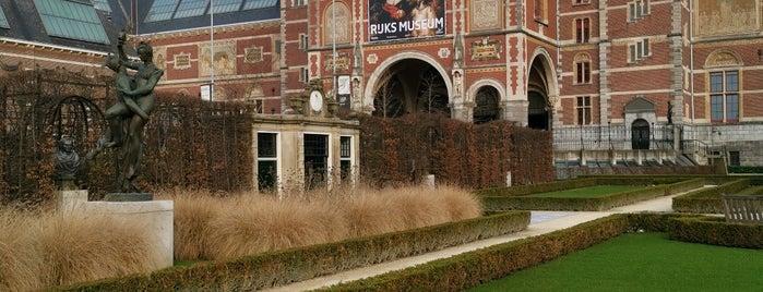 Tuinhuis Rijksmuseum is one of Nizozemí.