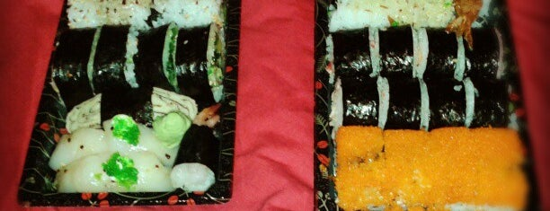 Sushi Bento is one of Lieux sauvegardés par Nelleke.