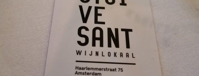 STUYVESANT wijnlokaal is one of Amsterdam 🇳🇱.