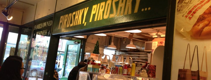 Piroshky Piroshky is one of Seattle Eats.