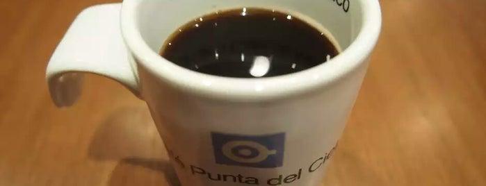 Café Punta Del Cielo is one of Karim 님이 좋아한 장소.