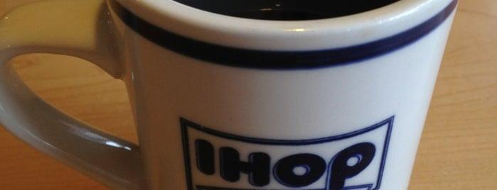 IHOP is one of Posti che sono piaciuti a Zack.