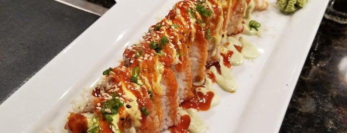 Samurai Sushi is one of Kevin 님이 저장한 장소.