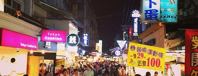 Shilin Night Market is one of Taipei Tourist Spots.