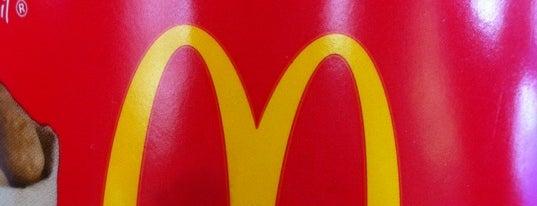 McDonald's is one of Locais curtidos por Stephanie.