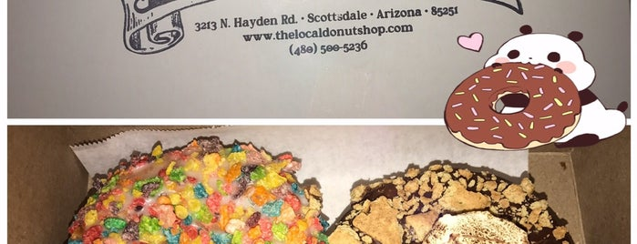 The Local Donut is one of Phoenix, AZ.