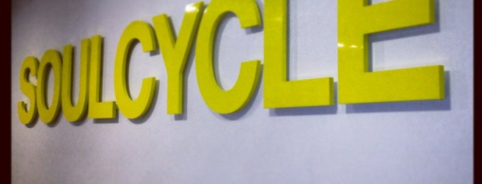 SoulCycle Greenwich is one of Locais curtidos por Bridget.