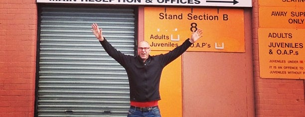 Tannadice Park is one of International Sports~Part 2....