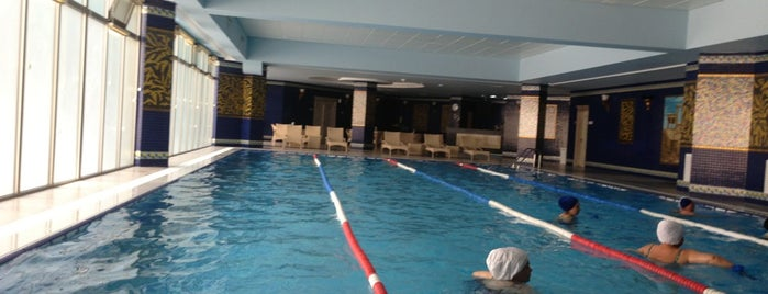 Royal Club Baku Fitness & Spa is one of Baku.