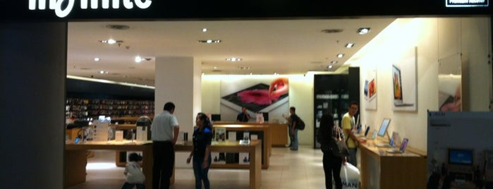 Infinite (Apple Store) is one of 1 day grand indo, thamrin.