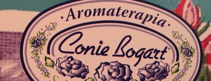 Conie Bogart Aromaterapia is one of สถานที่ที่ Reyna ถูกใจ.