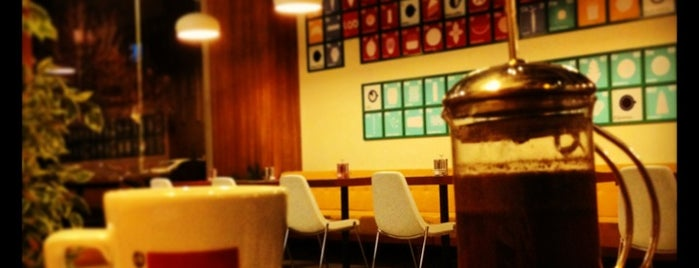 Coffee Lab is one of Tempat yang Disimpan S..