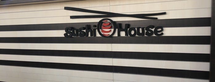 Sushi House is one of Restaurante în Ungheni.