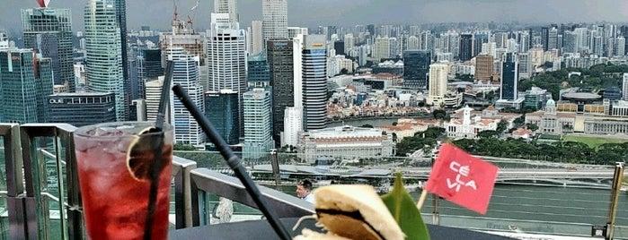 CÉ LA VI Singapore is one of Singapore.