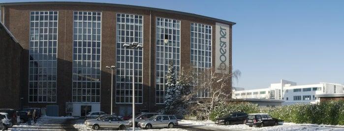 boesner GmbH - Düsseldorf is one of สถานที่ที่ Carlos Alberto ถูกใจ.