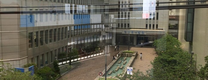 Tokyo Ryutsu Center is one of よく行くところ.