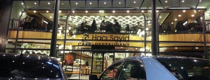 Hacı Sayid is one of Lugares guardados de Azer.