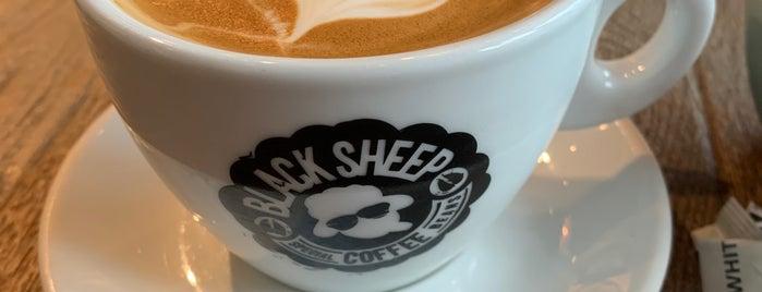 Black Sheep Coffee is one of London لندن.