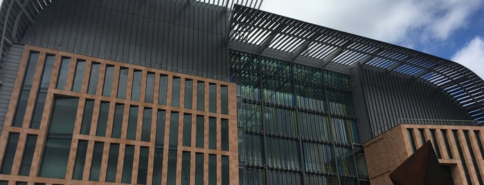 The Francis Crick Institute is one of Work.