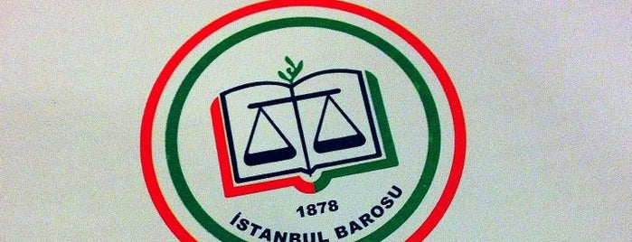 İstanbul Barosu is one of Lieux qui ont plu à Nural.