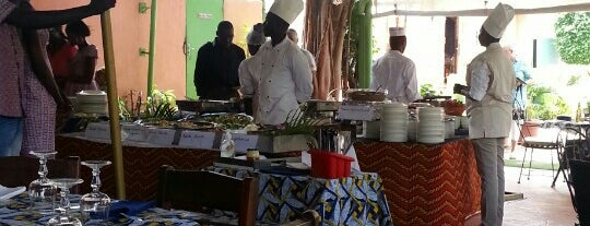 Le bideew is one of Dakar.