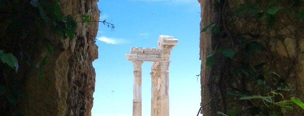 Apollon Tapınağı is one of Antalya.