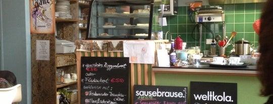 Café Kontor is one of Locais salvos de Mark.