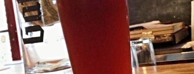 John Brown Smokehouse is one of NYC Good Beer Passport (2014).