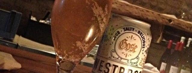 The Queens Kickshaw is one of NYC Good Beer Passport (2014).