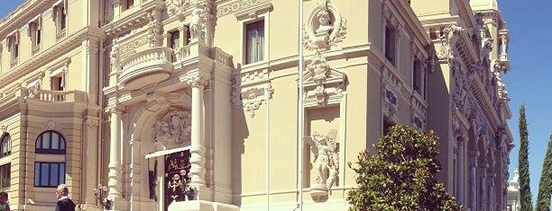 Opéra de Monte-Carlo is one of Французская Ривьера.