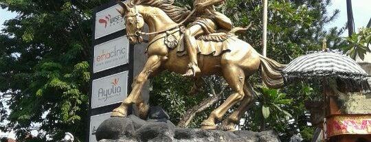Museum Lukisan Sidik Jari (Ngurah Gede Pemecutan) is one of DENPASAR - BALI.