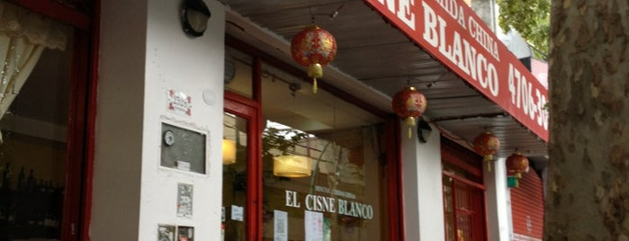 El Cisne Blanco is one of Restaurants.