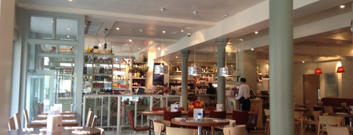 Carluccio's is one of Leanne's Liked Places.