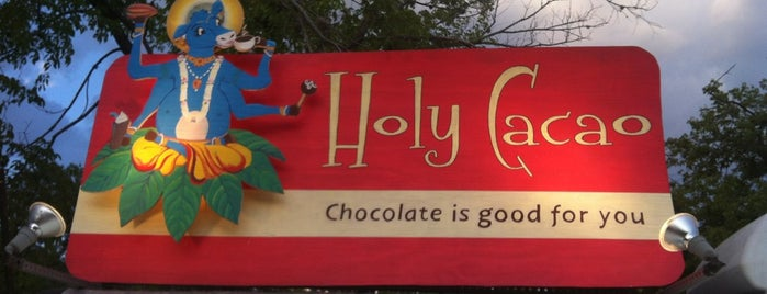 Holy Cacao is one of Austin.